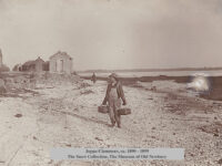 Clam Shacks, 1890 Joppa Clammer Newburyport MA