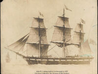 John W Cushing 1853 Newburyport MA