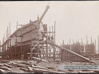 Ashland Street Shipyard Newburyport MA