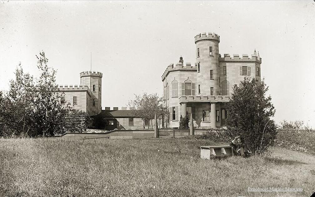 Moulton Castle Newburyport MA