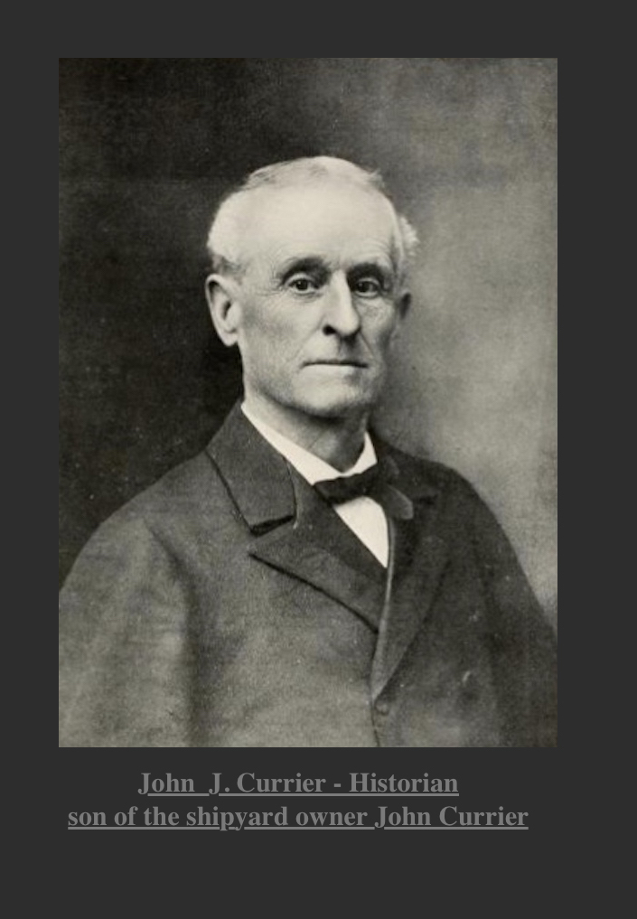 John J Currier Newburyport MA