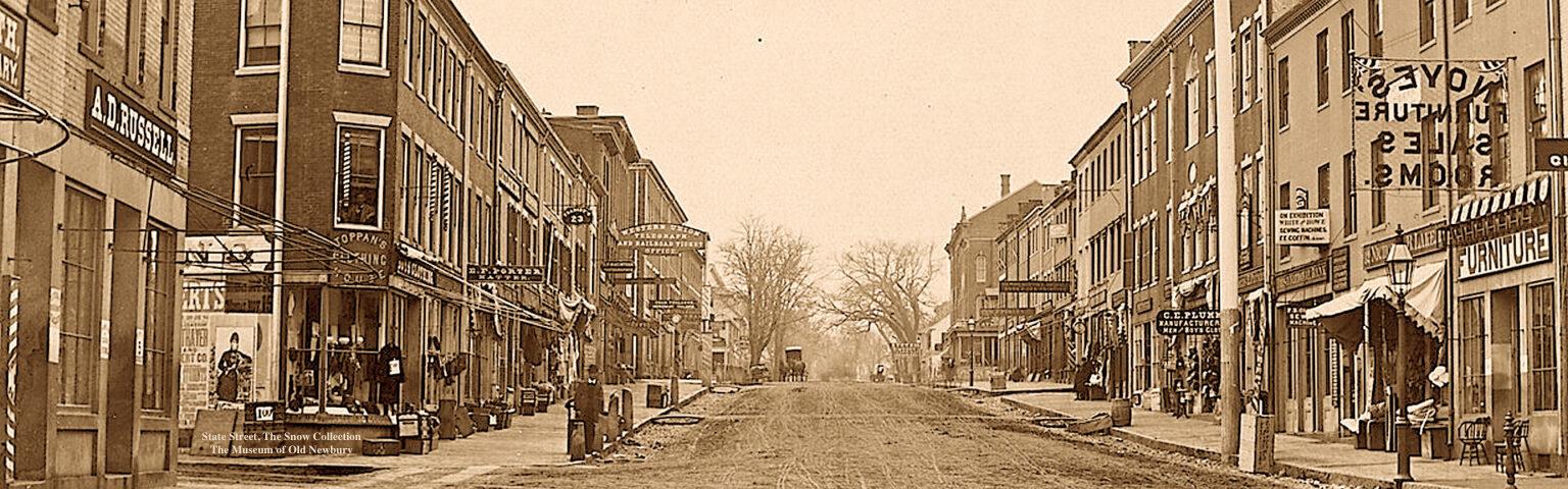 State Street, Newburyport MA