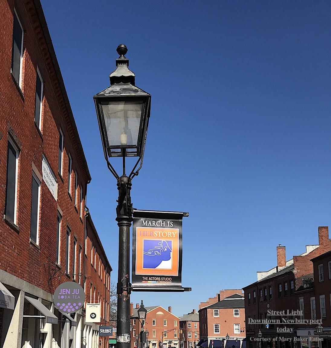 Street Light Newburyport MA