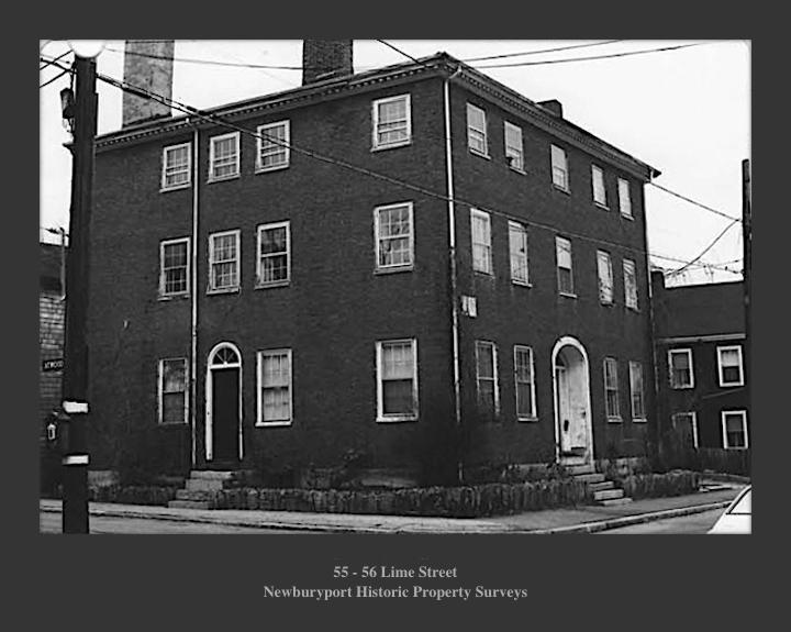 55-56 Lime Street Newburyport MA