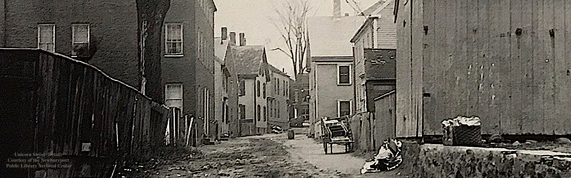 Unicorn Street Newburyport MA