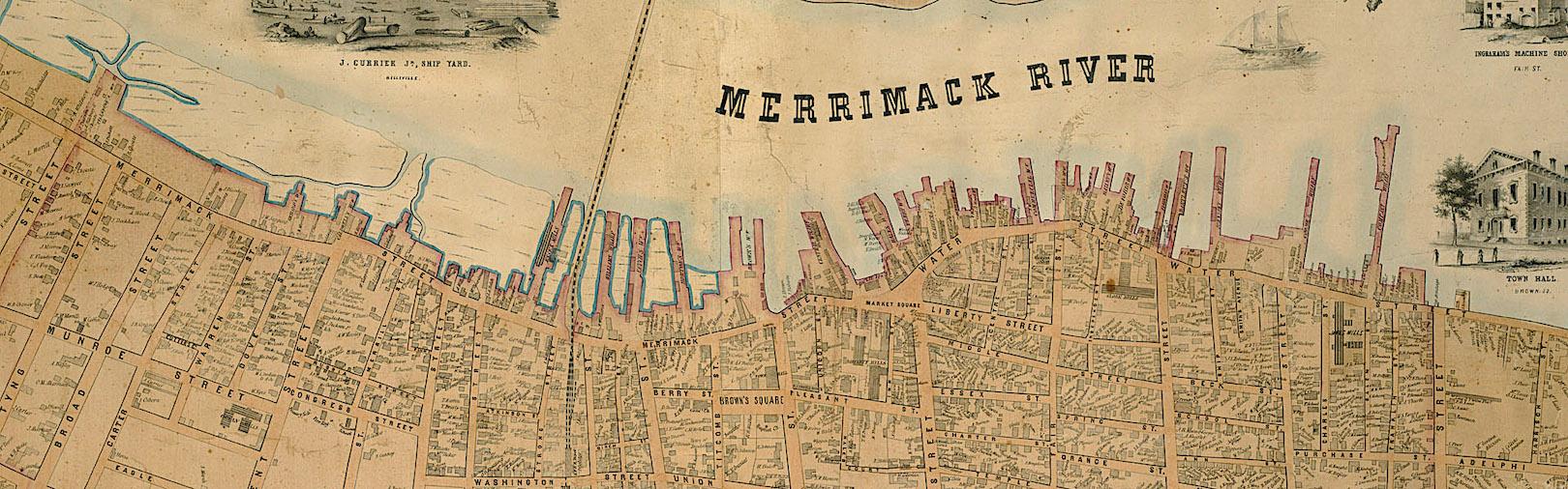Newburyport History Map