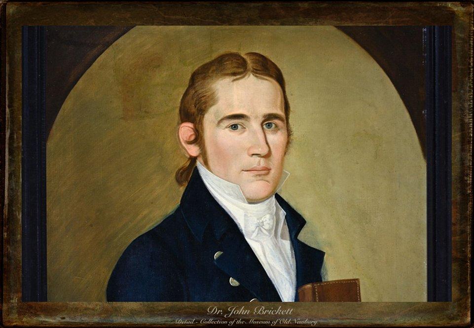 Dr. John Brickett