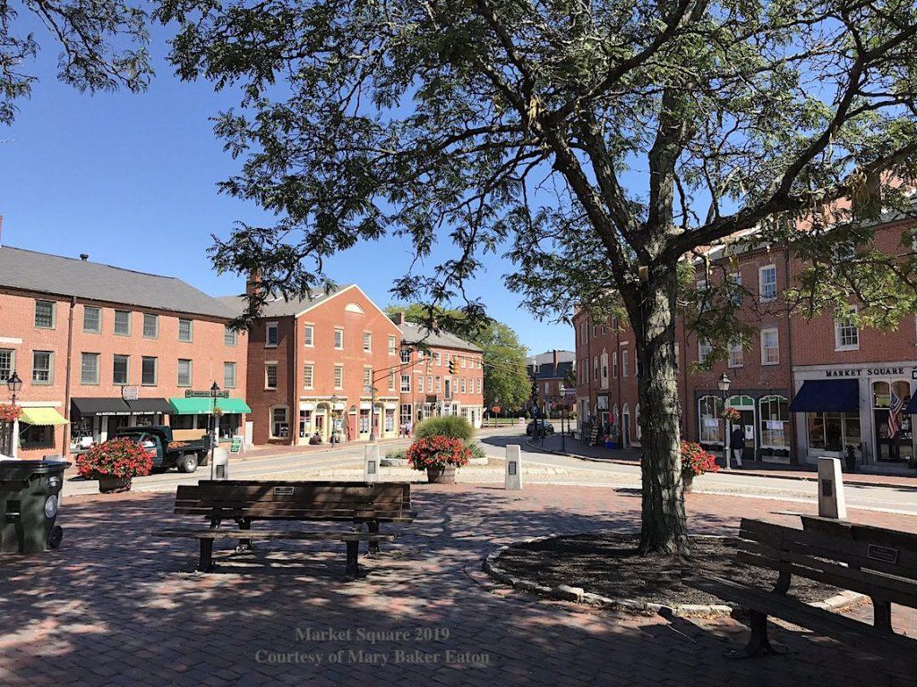 Market Square, Newburyport