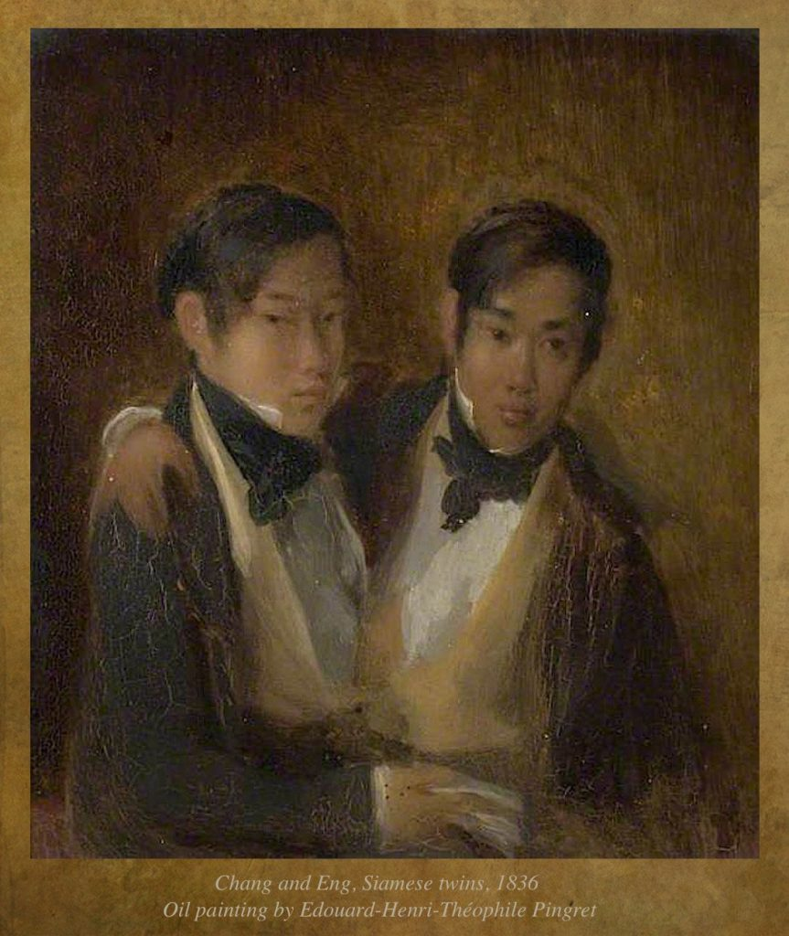 Siamese twins, Change and Eng Butler