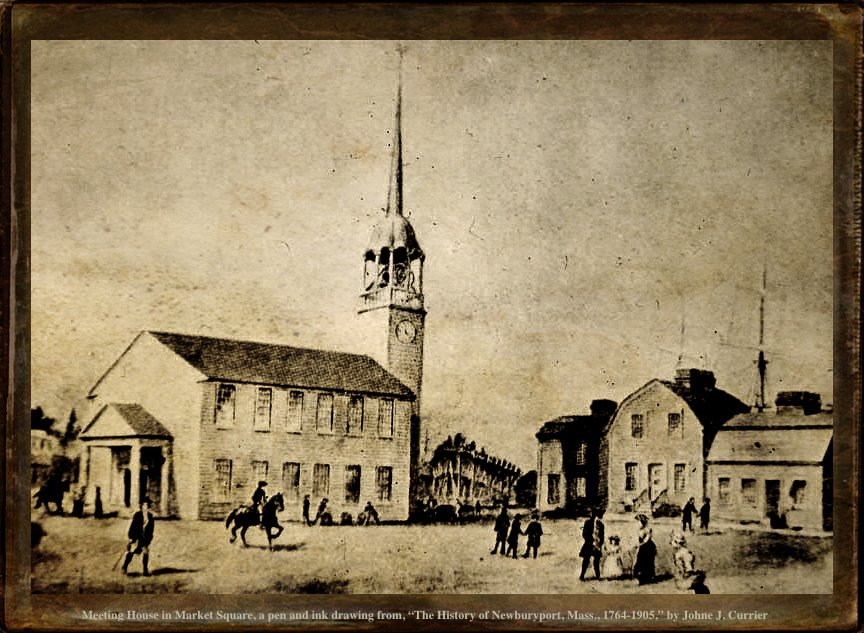 Meeting House in Market Square
