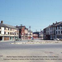 Newburyport, Market Square, Urban Renewal