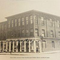 Newburyport, Essex Hall, State Street