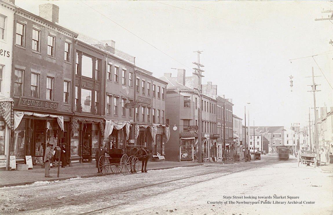 State Street, Newburyport